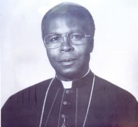 Bishop Egidio Nkaijanabwo