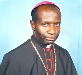 Bishop Robert Muhiirwa