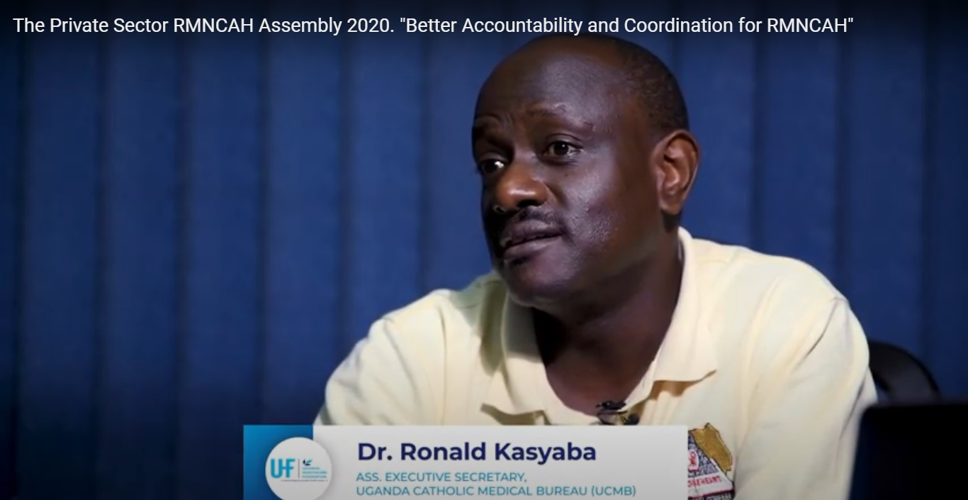 "The Private Sector RMNCAH Assembly 2020. ""Better Accountability And Coordination For RMNCAH"""