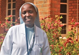 Dr. Sr. Priscilla Busingye: THE FIRST AFRICAN AND FIRST WOMAN TO RECEIVE THE L'CHAIM PRIZE